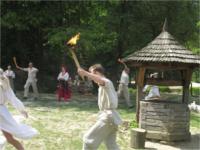 Aufführung das Waldlied