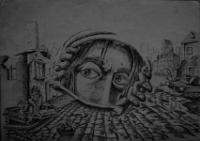 Виставка «В рамках ночі»